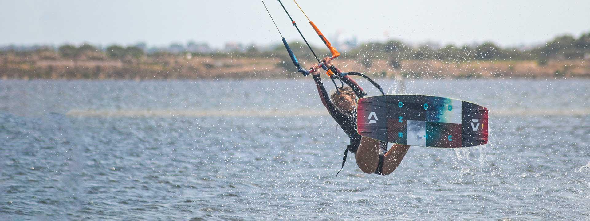 Stagnone kite Corner contatti
